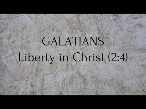 New Testament Survey - Galatians