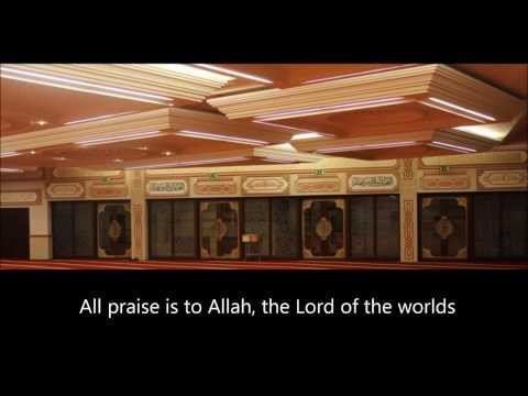 The barakah of the blessed prophet peace be upon him - Hadrat Molana Adam Sahib (DB)