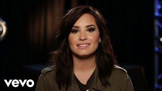 getlinkyoutube.com-Demi Lovato - Heart Attack - Behind the Scenes