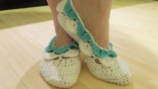 getlinkyoutube.com-How To - Crocodile Crochet Stitch