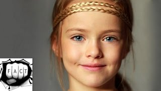 getlinkyoutube.com-Top 10 World's Youngest Supermodels