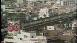 getlinkyoutube.com-1966年頃の神戸港・三宮駅付近