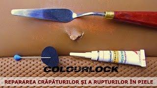 getlinkyoutube.com-Repararea crăpăturilor şi a rupturilor - www.centruldepiele.ro - tapiţerie auto de piele