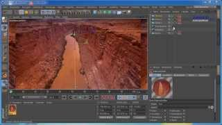 getlinkyoutube.com-Cinema 4D Tutorial Kamera-Mapping