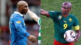Football, Eto'o, Drogba, Kanu , Les légendes du football Africain vs Les Lions du Sénégal