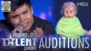 Pilipinas Got Talent 2018 Auditions: Rodimer Baselotte - Sing