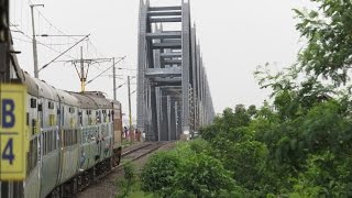 getlinkyoutube.com-Great Indian Rivers and Indian Railways: 26 Rivers from 11 States