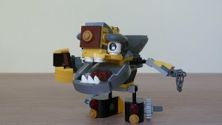 getlinkyoutube.com-LEGO MIXELS FORX KAMZO MIX or MURP? Instructions Lego 41546 Lego 41538