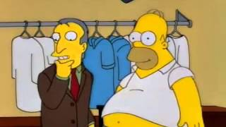getlinkyoutube.com-The Simpsons- The Vast Waistband / King Size Homer