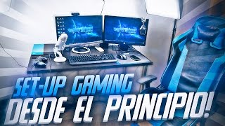 getlinkyoutube.com-COMO MONTAR UN SET-UP GAMING DESDE EL PRINCIPIO!