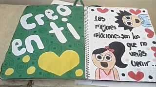 getlinkyoutube.com-Regalo para mi novio ♥ Libreta ♥ Ideas ♥