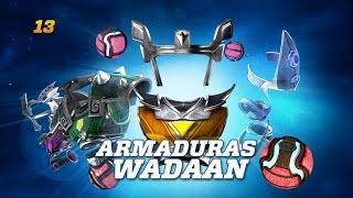 getlinkyoutube.com-WIKISEN / 14 / Armaduras Wadaan