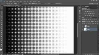 getlinkyoutube.com-Photoshop Tutorial: Create a Halftone Effect -HD-