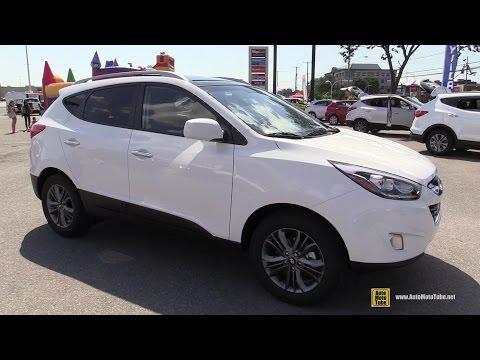 2015 Hyundai Tucson GLS - Exterior and Interior Walkaround-Hyundai St-Laurent Montreal