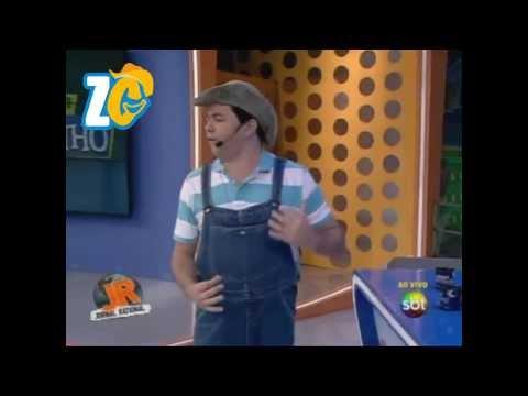 Zezinho Gasolina - Programa do Ratinho 05/08/2013