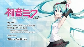 getlinkyoutube.com-【ASG】 figure. / Hatsune Miku 【Vietsub】