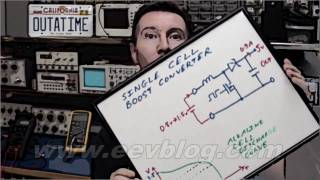 getlinkyoutube.com-EEVblog #139 - Let's Select a DC-DC Boost Converter