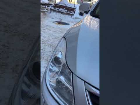 Hyundai Ix 55,бензин,запуск в -25