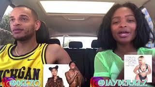 Nicki Minaj Ft. Lil Wayne Rich Sex Reaction #CarChronicles