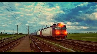 getlinkyoutube.com-Trenuri Matinale \ Morning Trains pe Magistala 900