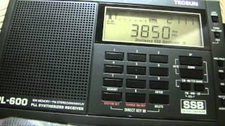 getlinkyoutube.com-First day with Tecsun PL-600 / SSB & Shortwave scanning