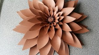 getlinkyoutube.com-Amber Paper Flower