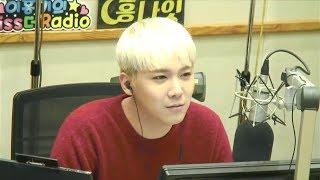 180202 Hongki's Kiss the Radio - iKON