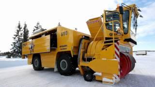 getlinkyoutube.com-World's largest snow blower HD