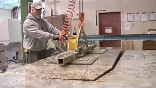 getlinkyoutube.com-Granite Countertop Construction