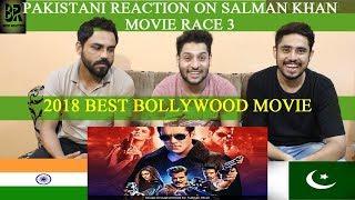 Pakistani Reacts to Race 3 | Official Trailer | Salman Khan | Remo Dsouza | Jacqueline Fernandez