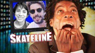 getlinkyoutube.com-SKATELINE - Stefan Janoski, Brad Cromer, Sean Malto, Miles Silvas and more...