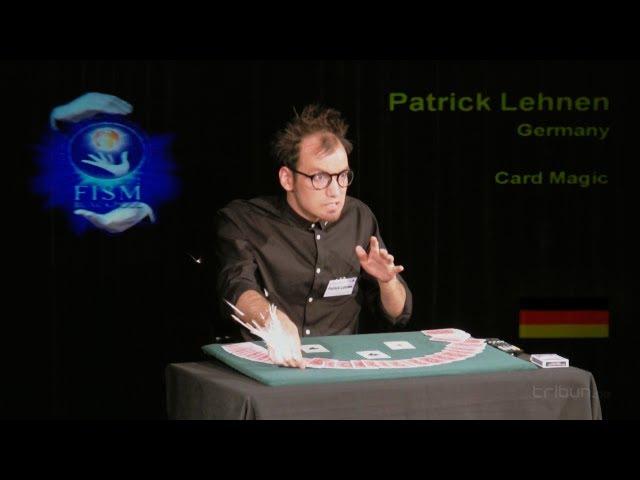 Patrick Lehnen