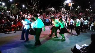 getlinkyoutube.com-Mas de la competencia de baile en Sucre, Bolivia.