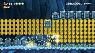 getlinkyoutube.com-スーパーマリオメーカー (Super Mario Maker) - 100人マリオチャレンジ part5
