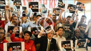 getlinkyoutube.com-Najib patut pecat menteri 'bangang', kata Khalid Samad