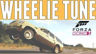 getlinkyoutube.com-Forza Horizon 2 Wheelie Car Build : How to Make a Wheelie Car in Forza Horizon 2