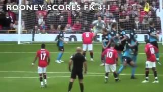 getlinkyoutube.com-Epic Match Manchester United 8-2 Arsenal All Goals