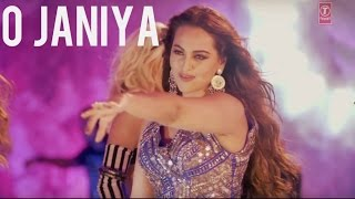 O JANIYA Video Song | Force 2