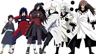 getlinkyoutube.com-Madara All Forms Moveset + Awakening + Ultimate Jutsu - Naruto Shippuden Ultimate Ninja Storm 4
