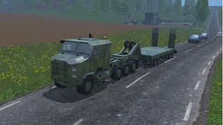 LS 15 Modvorstellung , Oskosh M 1070 A Paket