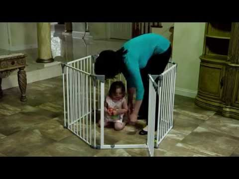 Dreambaby Royale 3-In-1 Converta Play-Pen Gate