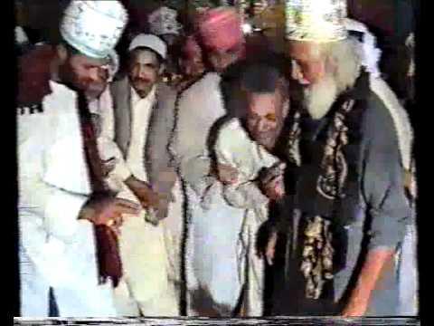 HAZRAT SUFI DOST MUHAMMAD SHAH,, (BABA JEE NAQEEB ULLAH SHAH MEHFIL SAMA ) 1993 (19-20)