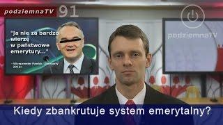 getlinkyoutube.com-Robią nas w konia: Kiedy zbankrutuje ZUS? #91