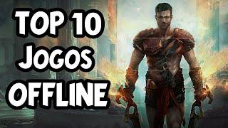 10 Melhores Jogos Offline(SEM NET) de 2015 #2