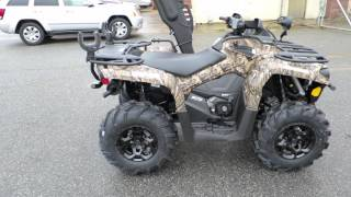 getlinkyoutube.com-2016 Can Am Outlander L 570 Hunting Edition Review