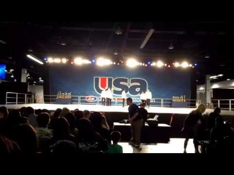 Mater Dei All Male : USA Nationals (Anaheim Convention Center)