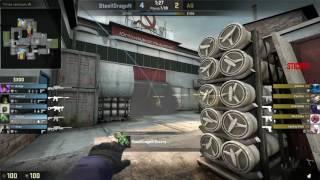 MGER CUP #1: ACiD Gaming vs Steell Dragon