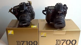 The Angry Photographer: D7100 DX VS. D700 FX. BOTH $700 DSLR's!! Nikon Secrets to save you $$