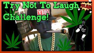 getlinkyoutube.com-SMOKE WEED EVERY DAY!!!   Try Not To Laugh Slap Challenge