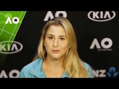 Belinda Bencic Pre-Tournament Press Conference | Australian Open 2017